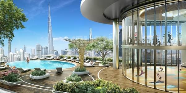 شقة 2 غرفة نوم للبيع في وسط مدينة دبي، دبي - Ultra Luxurious Apartment l Burj Khalifa View I 3BR I Flexible Payment l