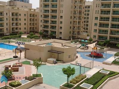 شقة 2 غرفة نوم للايجار في الروضة، دبي - Fabulous   Well Maintained 2BHK+Study   Pool View