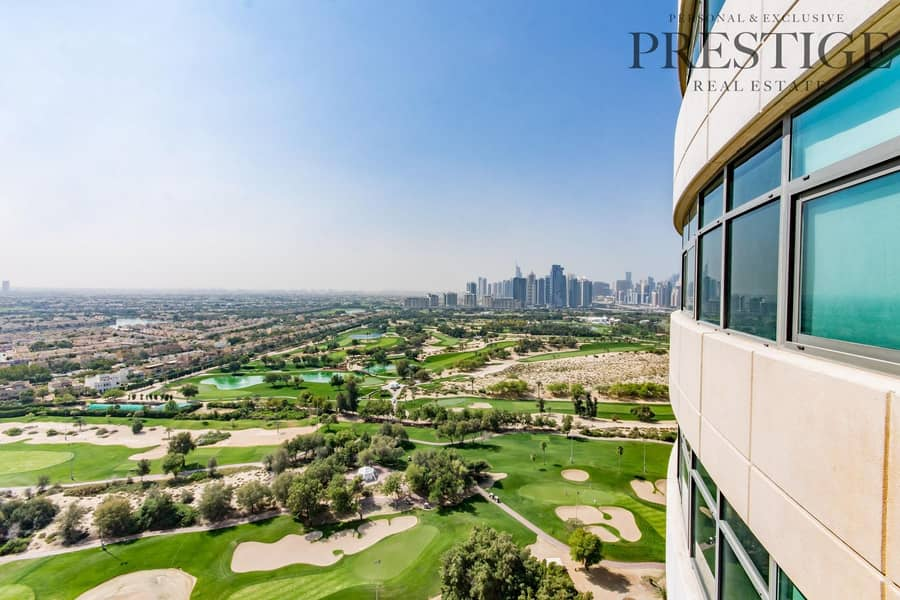 Golf Course and Canal View | Chiller Free | Vacant