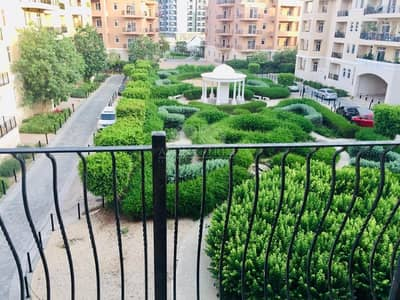 استوديو  للايجار في موتور سيتي، دبي - Cozy  Garden View Studio in Regent  House
