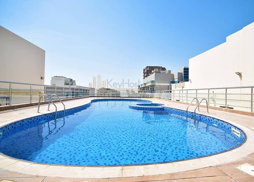10 Furnished Studio in Sports City   No Balcony