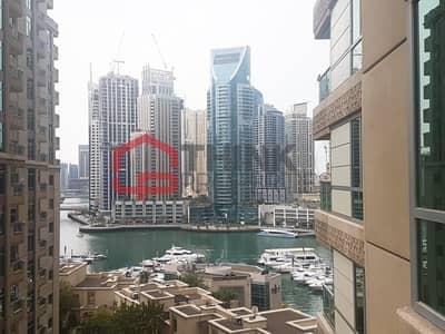 فلیٹ 2 غرفة نوم للايجار في دبي مارينا، دبي - Chiller Free Huge 2BR + Study Marina View
