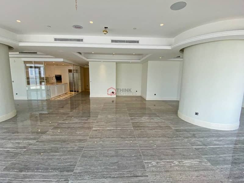 2 UPGRADED Penthouse 4 Bed+Study and Private Terrace