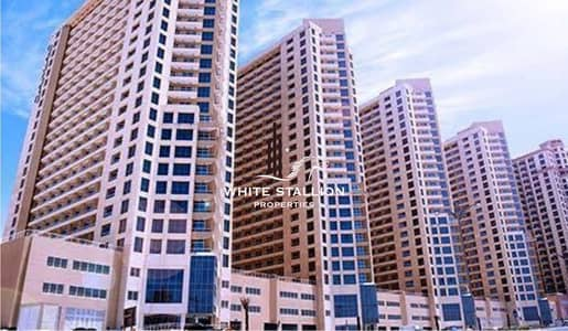 Studio for Rent in Dubai Production City (IMPZ), Dubai - 20K FOR STUDIO APARTMENT WITH BALCONY IN LAKESIDE TOWER