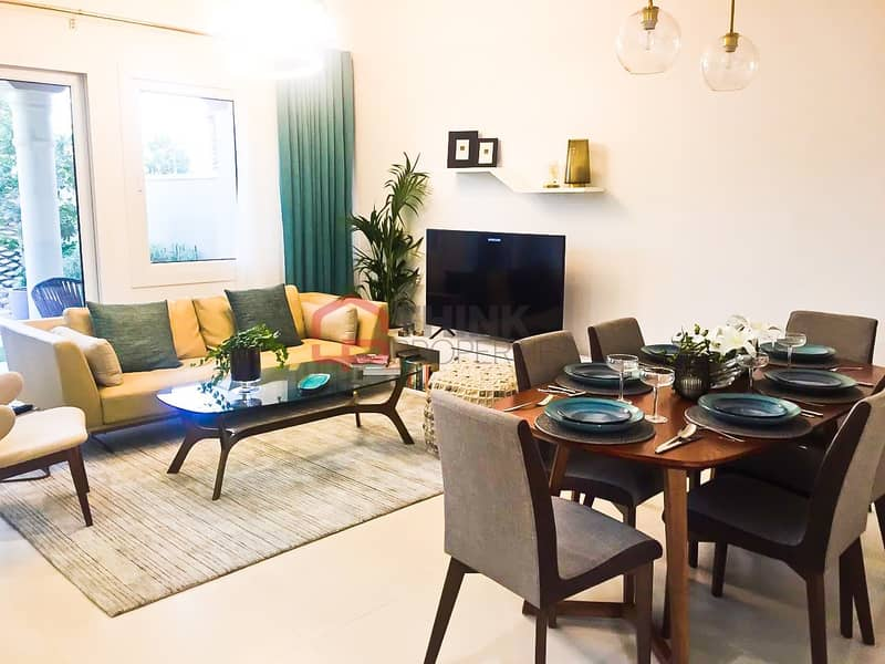 2 Book 2bed plus maids for 65000 AED only!