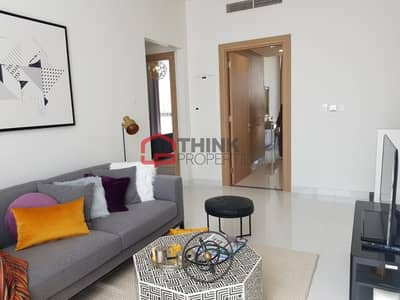 3 Bedroom Townhouse for Sale in Wasl Gate, Dubai - Single Row Spacious 3BR+M Townhouse Gardenia
