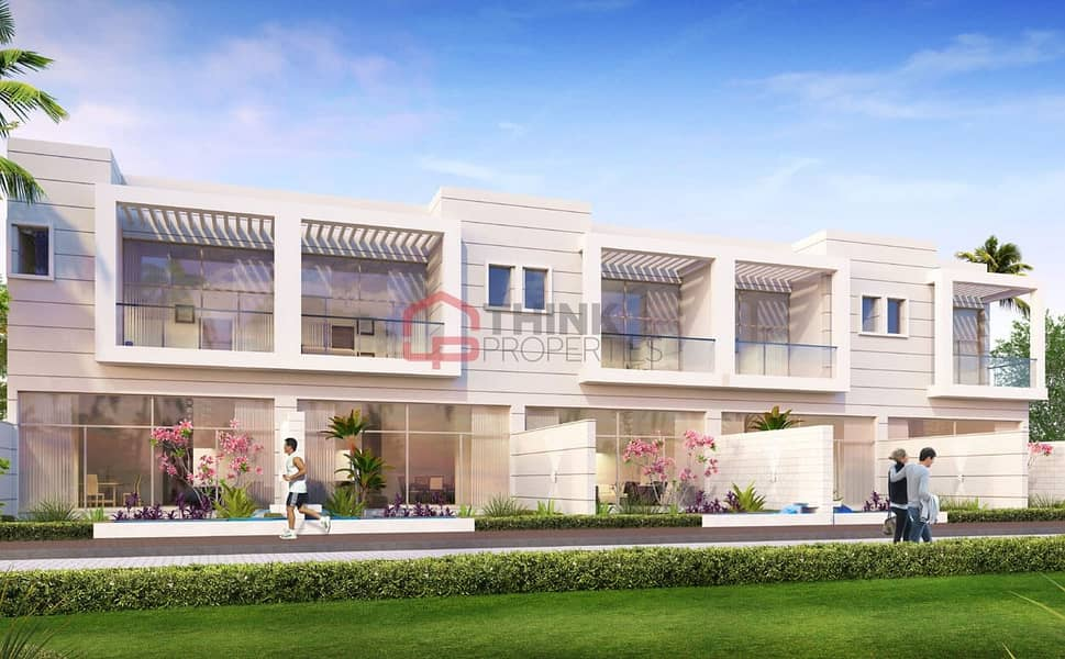 Exceptional Townhouse - Dreamz Al Furjan