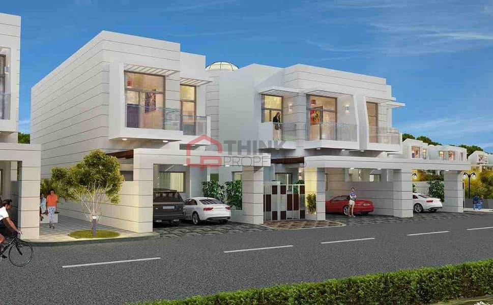 2 Exceptional Townhouse - Dreamz Al Furjan
