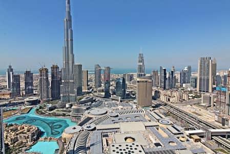 فلیٹ 3 غرف نوم للايجار في وسط مدينة دبي، دبي - Ultra Luxurious 03 Unit   Burj and Fountain Views
