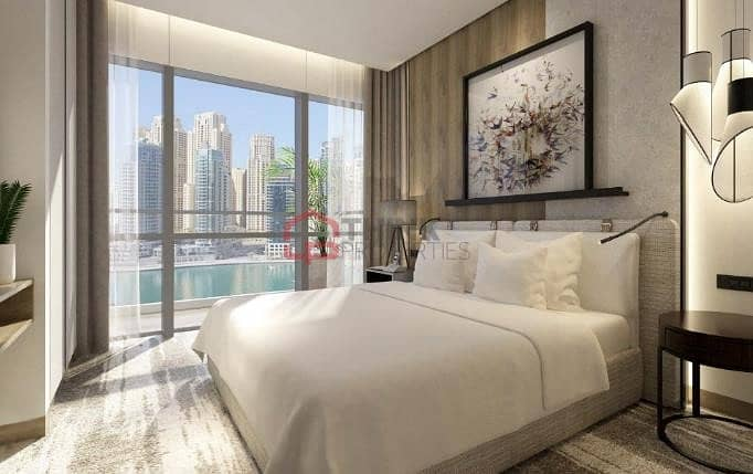 2 HOT DEAL 3 BED FULL MARINA VIEW HIGH FLOOR