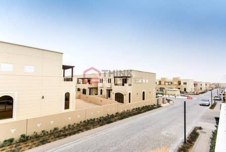 تاون هاوس 4 غرف نوم للبيع في مدن، دبي - 4BR ! SINGLE ROW ! VACANT ! MUDON PH-1