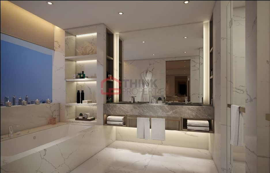 10 Luxurious 4BR Penthouse IL PRIMO EMAAR