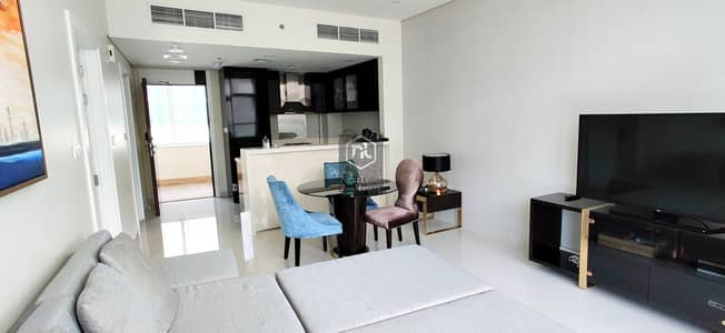 1 Bedroom Flat for Rent in Business Bay, Dubai - Great Deal | Canal View | Fully Furnished | Higher Floor