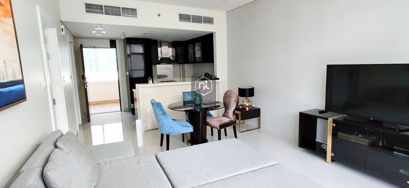 Great Deal   Canal View   Fully Furnished   Higher Floor
