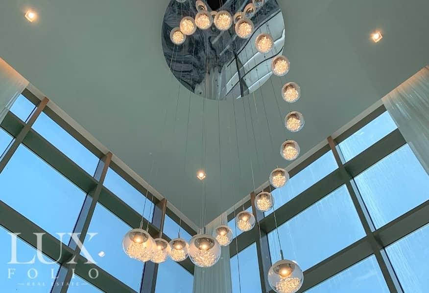Luxurious Duplex Penthouse | Full Marina View