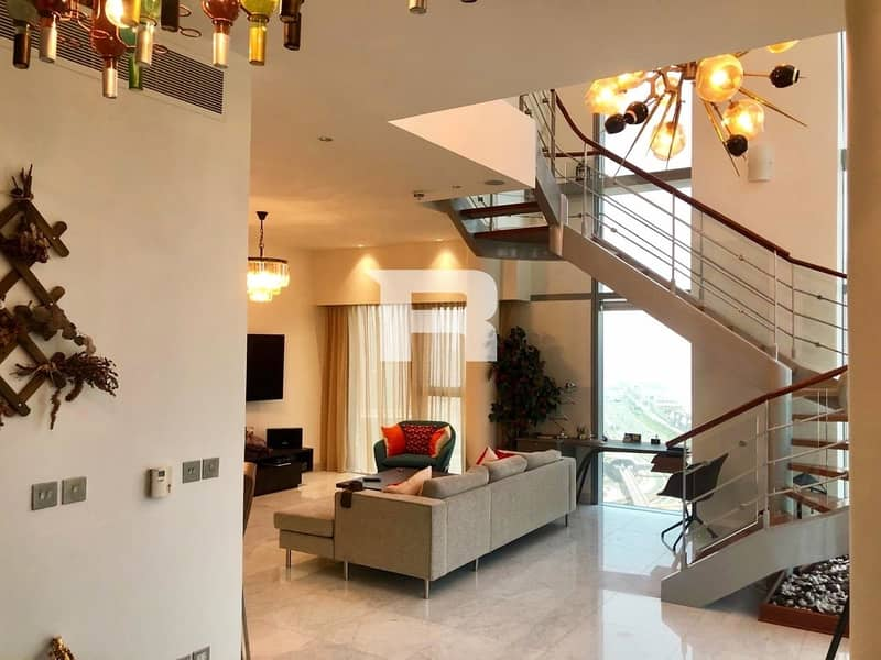Fully Furnished 2Br Duplex Larger Layout 40