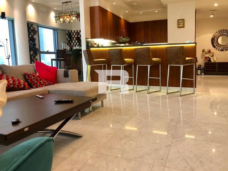 2 Fully Furnished 2Br Duplex Larger Layout 40