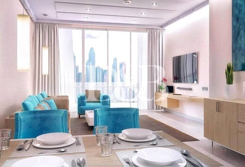 2 Luxury Furnished Apartment   5% Downpayment