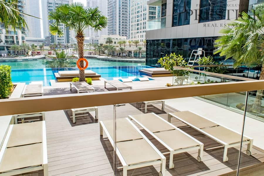 20 3 Bed with Full Marina View   Vacant