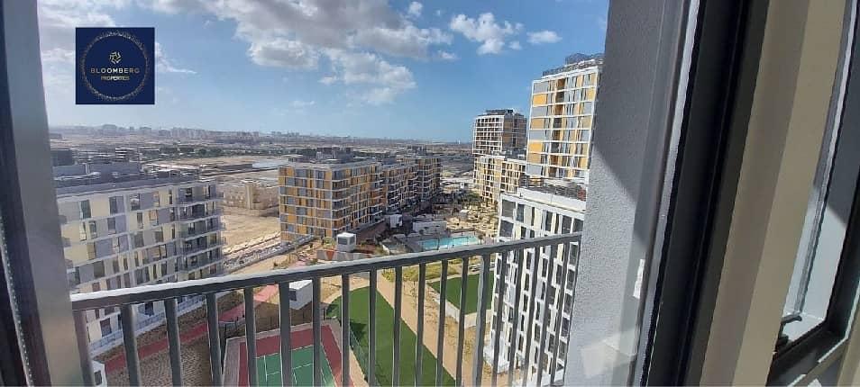 2 Cheapest brand new studio + balacony  (community view)