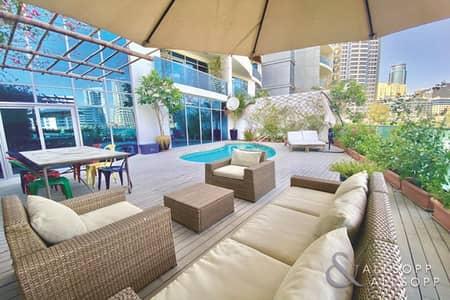 4 Bedroom Villa for Sale in Dubai Marina, Dubai - Completely Upgraded Villa | Private Pool
