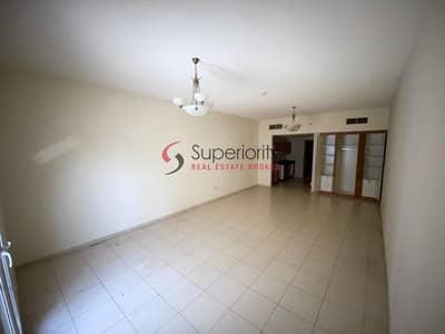 Studio for Rent in Jumeirah Village Circle (JVC), Dubai - Unfurnished | Huge Studio | Low floor