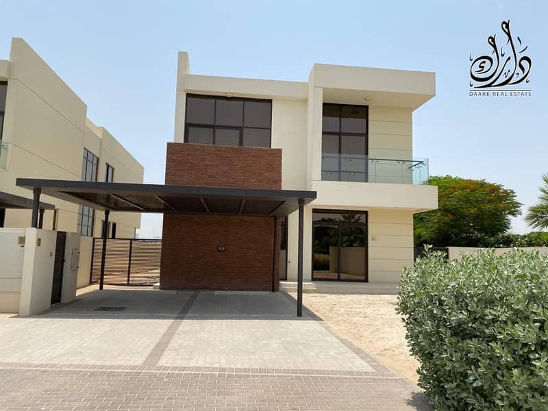luxury stand alone villa ready to move with amazing size and view