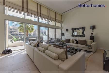 تاون هاوس 4 غرف نوم للبيع في شاطئ الراحة، أبوظبي - Most sought after type C townhouse in Al Muneera