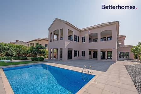 فیلا 5 غرف نوم للبيع في عقارات جميرا للجولف، دبي - Golf Course View | Excellent Location | Luxurious