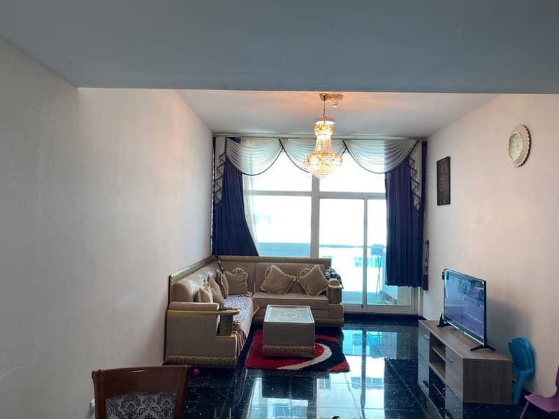 شقة في أبراج عجمان ون الصوان 2 غرف 450000 درهم - 4660242