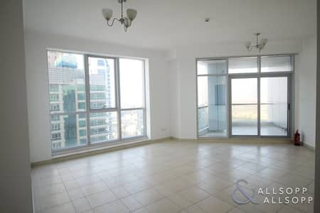 3 Bedroom Apartment for Rent in Dubai Marina, Dubai - Golf Course View   3 Bedroom   Unfurnished