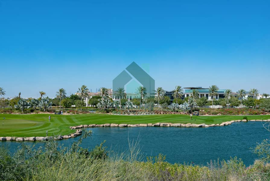 2 7 Bedroom Plus Maid's room Villa In Dubai Hills Estate