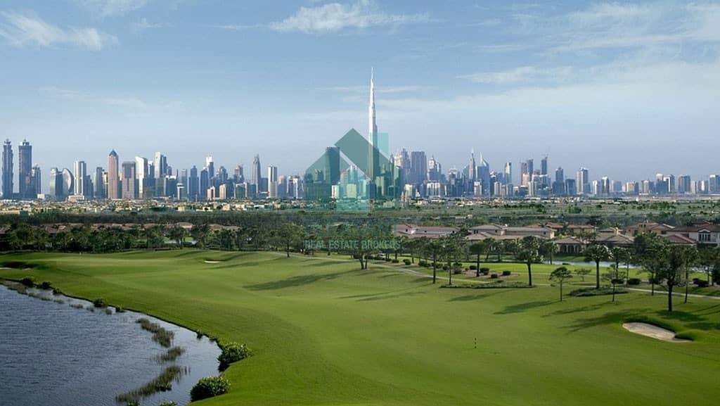 30 7 Bedroom Plus Maid's room Villa In Dubai Hills Estate