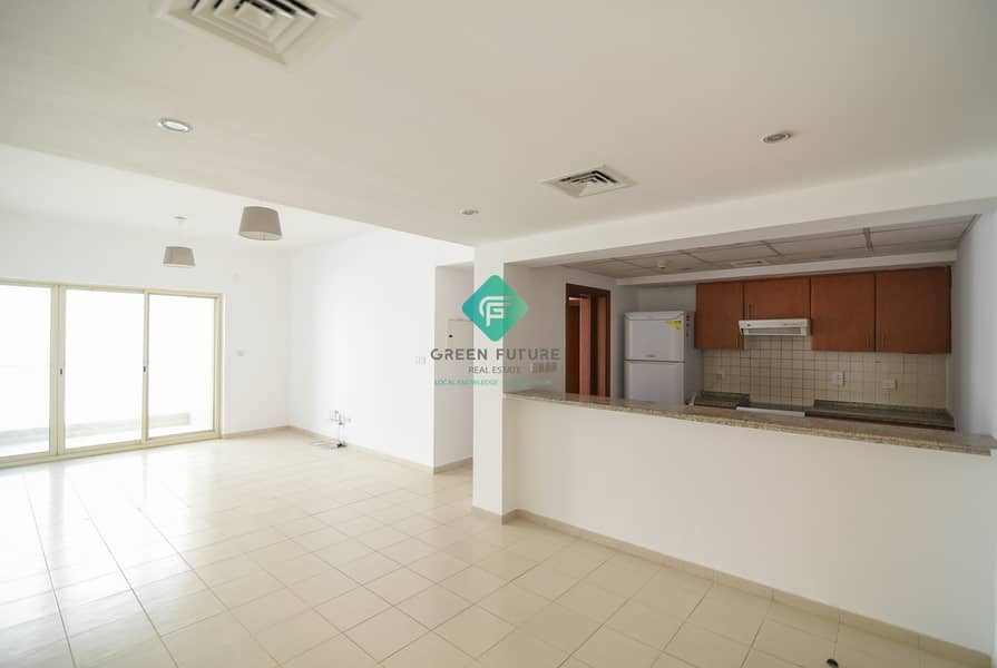 One Bedroom Garden Facing | Multiple Options Available