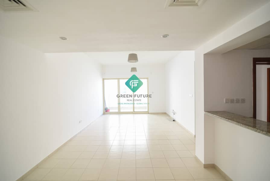 2 One Bedroom Garden Facing | Multiple Options Available