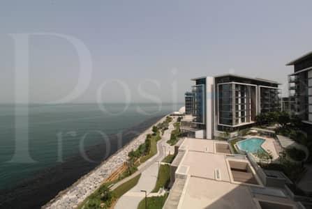 فلیٹ 4 غرف نوم للايجار في جزيرة بلوواترز، دبي - Stunning Sea and Sunset Views - 4 Bed - Vacant Now