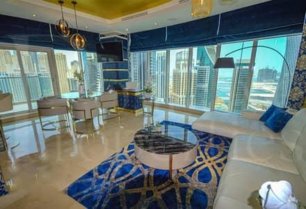 Stunning Marina View - Burj Al Arab Styled Upgrade
