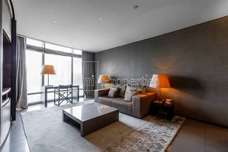 1 Bedroom Apartment for Rent in Downtown Dubai, Dubai - BLVD View! 01/18 Series ARMANI Casa Furnished 1BR