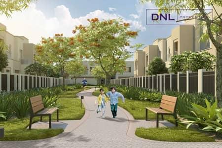 فیلا 3 غرف نوم للبيع في تاون سكوير، دبي - Handover Soon | Incomparable Urban Living