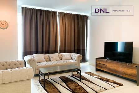 1 Bedroom Apartment for Rent in Downtown Dubai, Dubai - Prime Location | Fully Furnished | Huge Layout