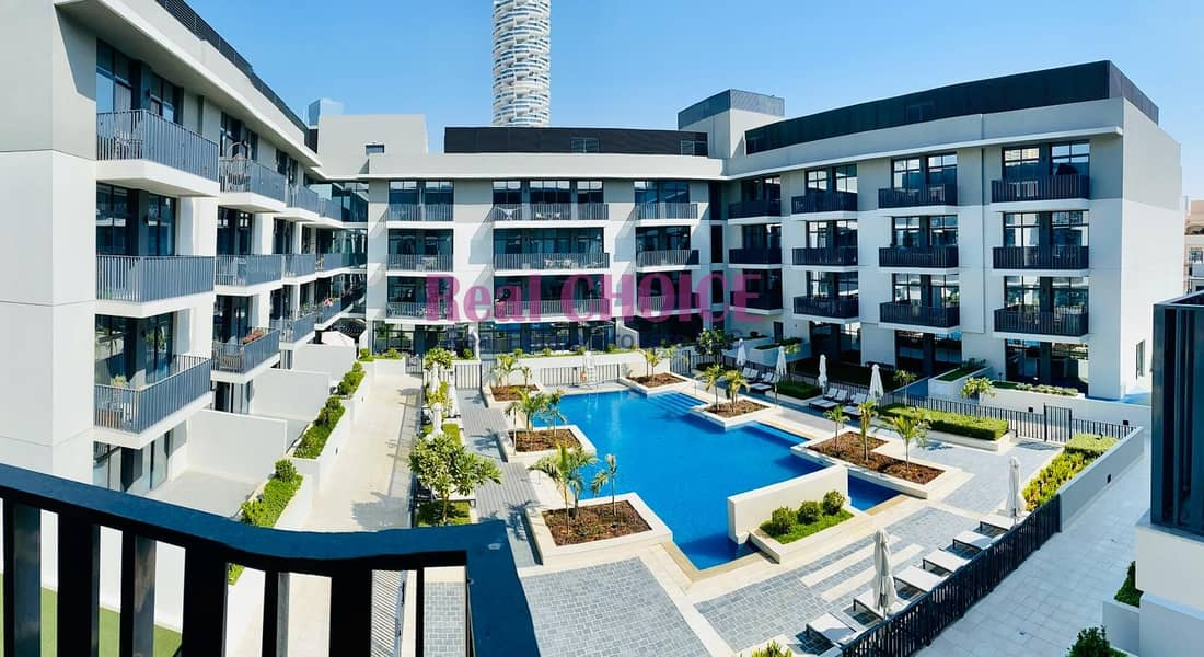 Exclusive Modern 1BR for sale Pool facing