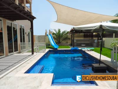 5 Bedroom Villa for Sale in The Villa, Dubai - Exclusive | Extensively Upgraded A1 + 5 Bed