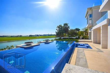 Brand New Vastu Mansion with Full Golf View inc Party Roof Terrace