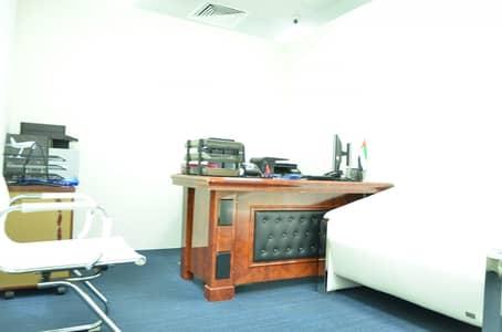 مکتب  للايجار في بر دبي، دبي - مکتب في المنخول بر دبي 10000 درهم - 4513109