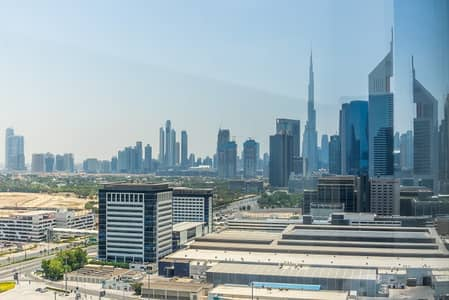 3 Bedroom Flat for Rent in World Trade Centre, Dubai - 3Beds + Maids I Gorgeous views | Fully Furnished