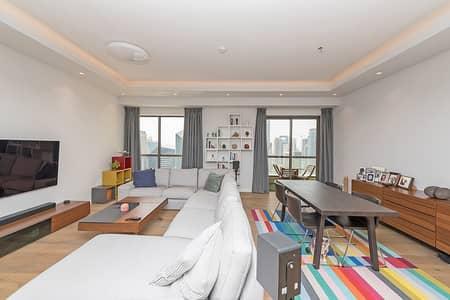 شقة 2 غرفة نوم للايجار في جميرا بيتش ريزيدنس، دبي - Full Marina|Upgraded|Furnished130K|Unfurnished120K