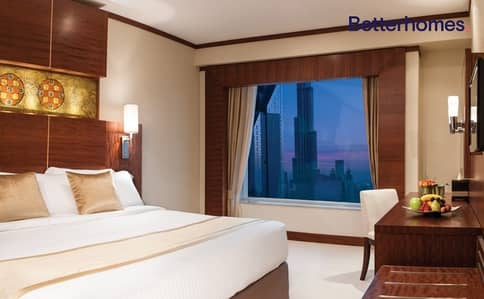 2 Bedroom Hotel Apartment for Rent in Sheikh Zayed Road, Dubai - Great View| Best Value in DIFC| All incl