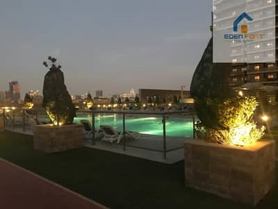 Huge & Nice 2 BHK | Pool View | Al Ghozlan 3 | Greens