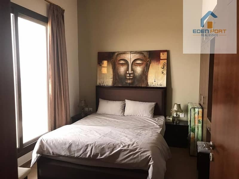 2 Huge & Nice 2 BHK | Pool View | Al Ghozlan 3 | Greens
