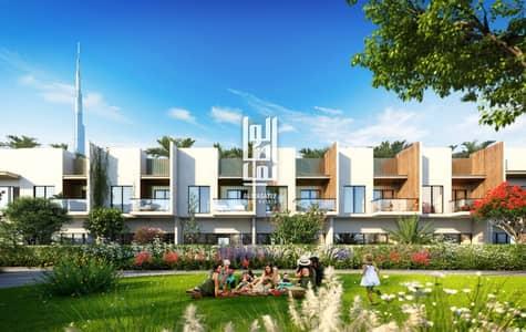 2 Bedroom Townhouse for Sale in Mohammad Bin Rashid City, Dubai - Lowest Villa in meydan . Unbeatable community w/ 3yrs post handover.. Zer agent fee